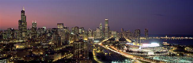 ChicagoNightscape